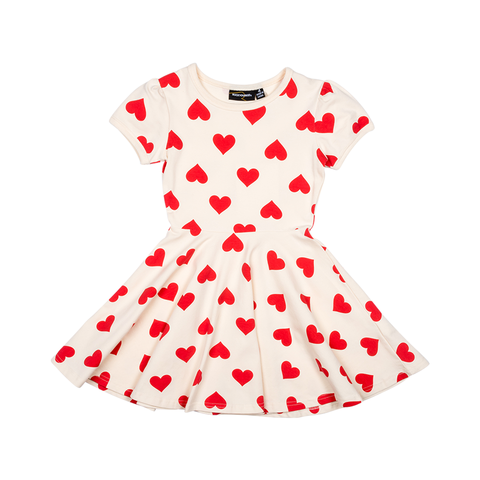 Rock Your Kid Sweetheart Waisted Dress Kids outfits