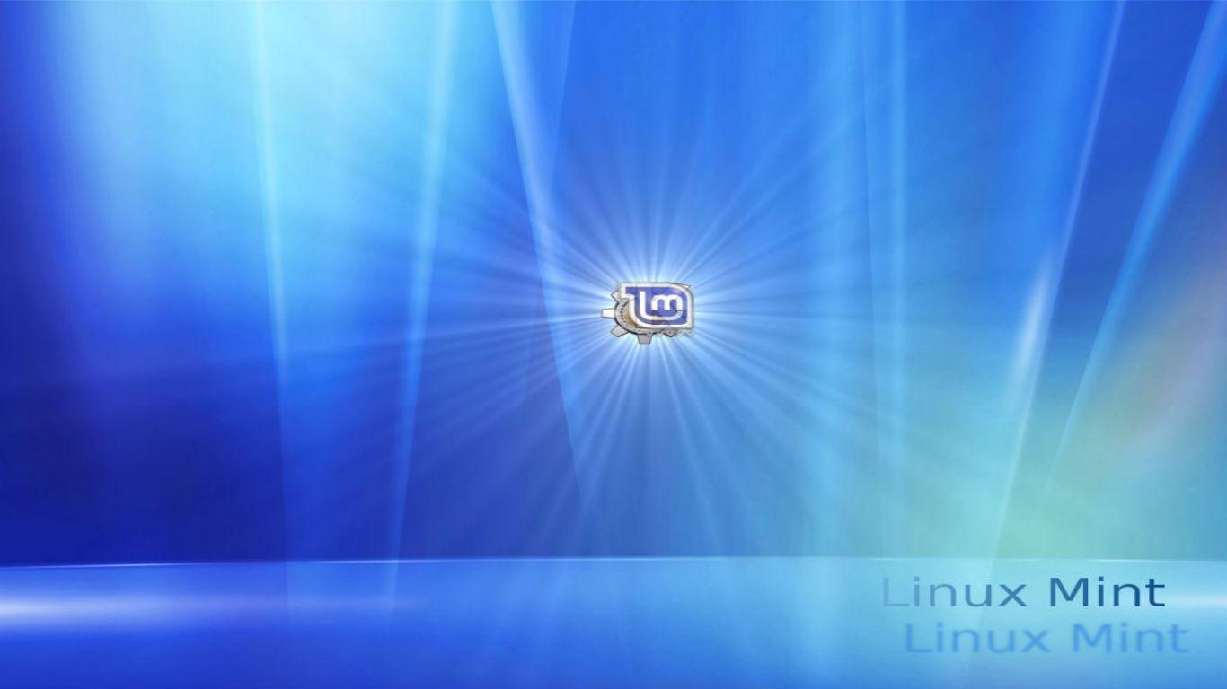 Presentación de imágenes de Linux Mint