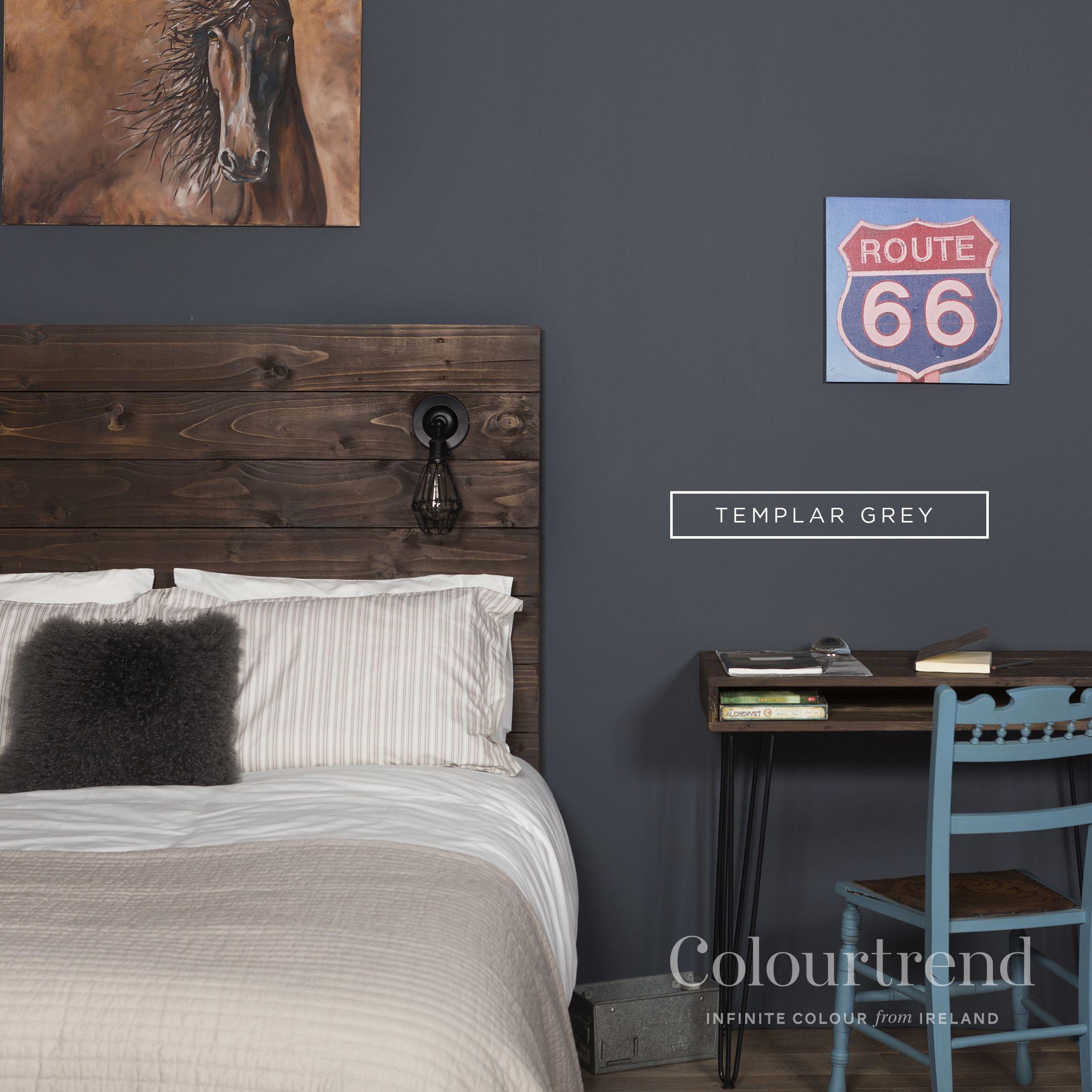 Home Paint Color Inspiration Colourtrend Paint Colorful Interiors