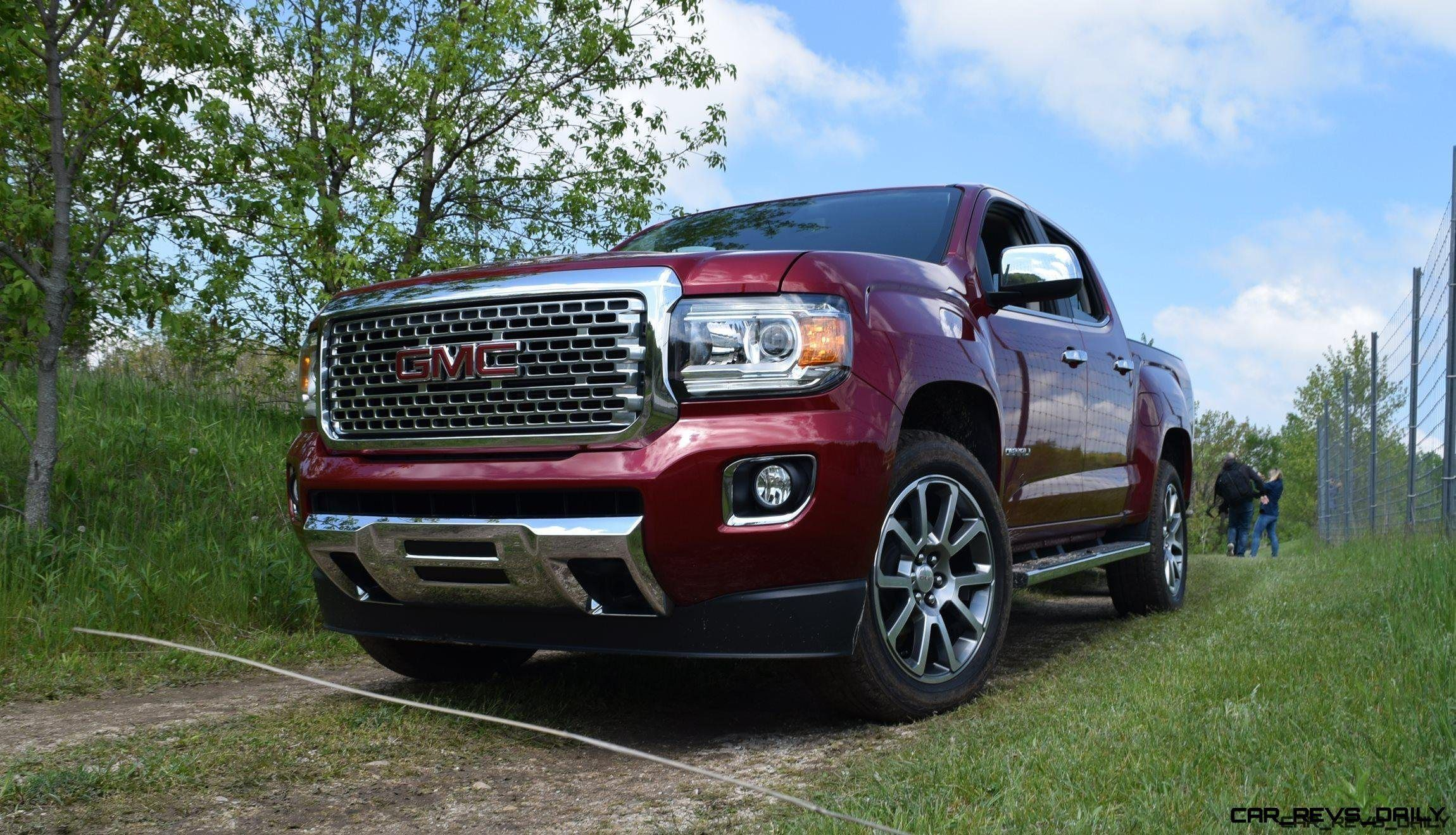 2020 Gmc Canyon Denali Concept And Review In 2020 Gmc Canyon Gmc Canyon