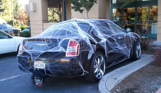 this halloween give your car an epic scary look let all those spooky eyes gravitate around your new halloween stickers animatronics fake skeletons - Car Decorations For Halloween