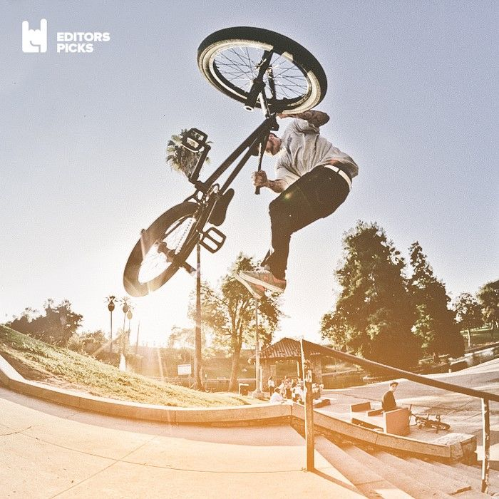 australian freestyle bmx riders los angeles