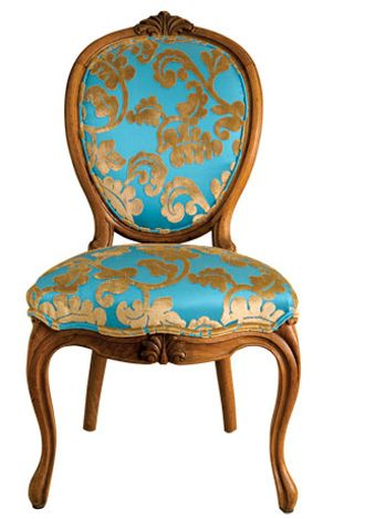 reupholster upholster recover dining chair  Jack and Jill