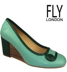 Found a new love, baby.  FLY London shoes.