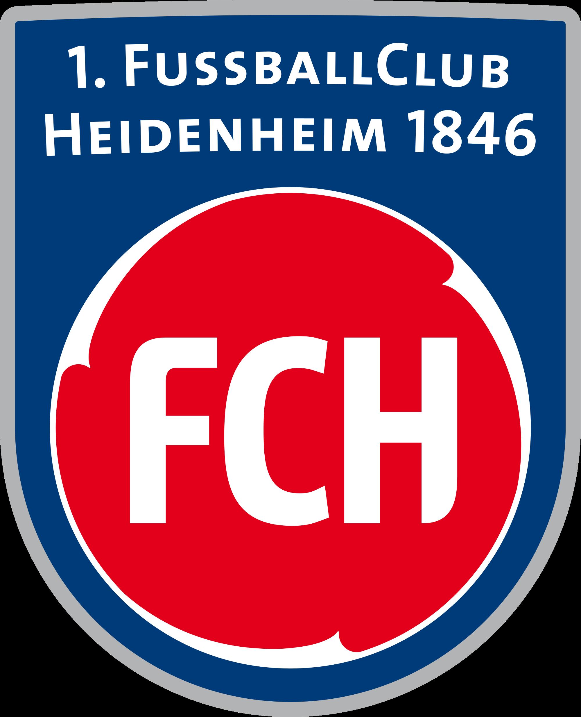 1 Fc Heidenheim 2 Bundesliga Fc Heidenheim Fussball