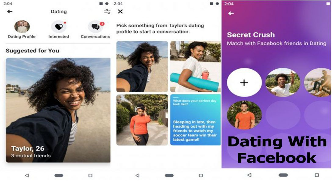 Dating with facebook facebook as a dating platform