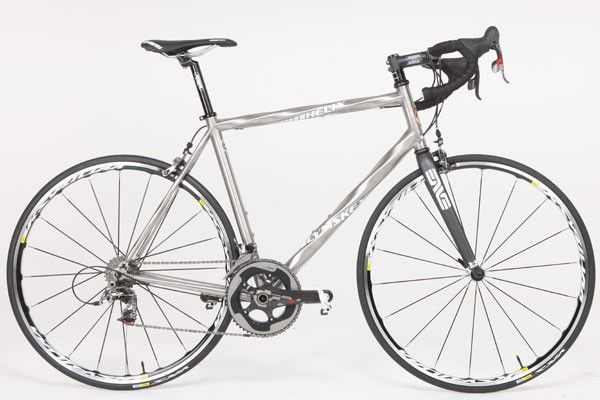 Lynskey Heix Review Cycling Weekly Bike Reviews Bicycle