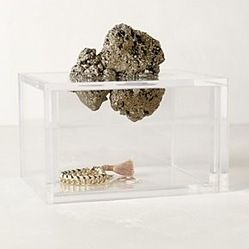 Kathryn McCoy | Anthropologie - Pyrite Jewelry Box - *By Kathryn McCoy
