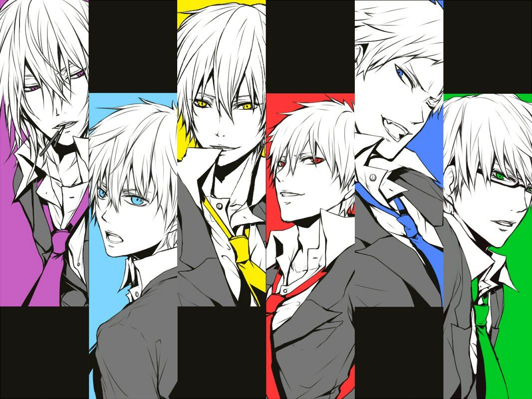 Vampire's Academy (Teiko High) - .Beginning