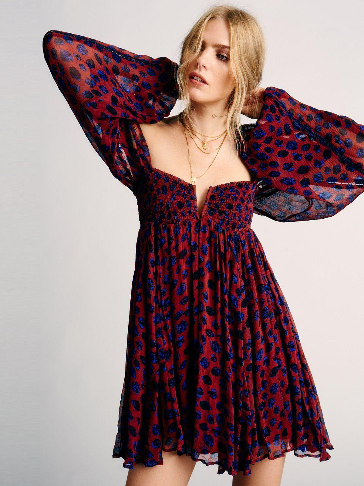 Mini Blooms Dress  Fashion inspo, Fashion, Style