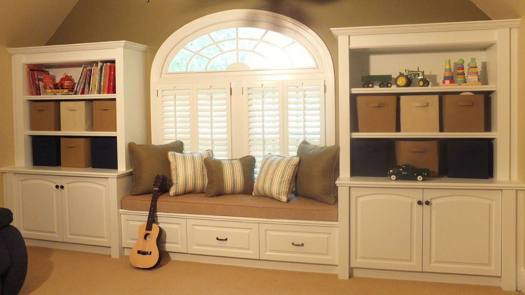 Brilliant Window Seat Storage Built Ins A Great Fixture To Apply Cjindustries Chair Design For Home Cjindustriesco