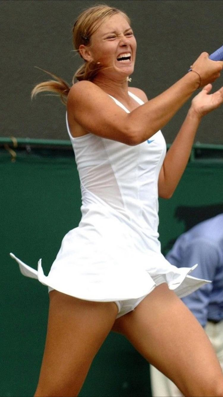 Tennis hot girl video pic 931