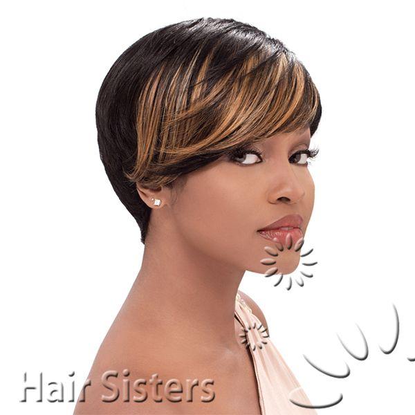 Sensationnel 100% Human Hair Wig Premium Now Bump Fab ...