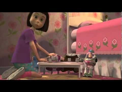 Toy Story Fandub I Am Mrs Nesbitt To Buzz Look An Alien