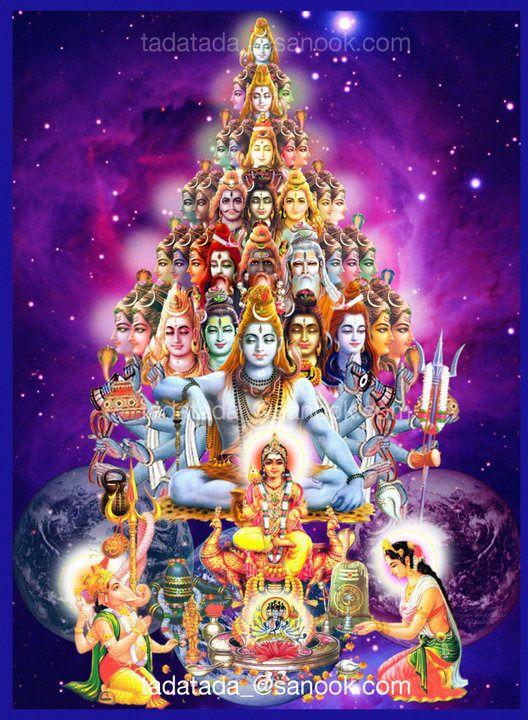 Hindu Gods anime | Hindu Gods Image Page Pictures #India #Hindu ...