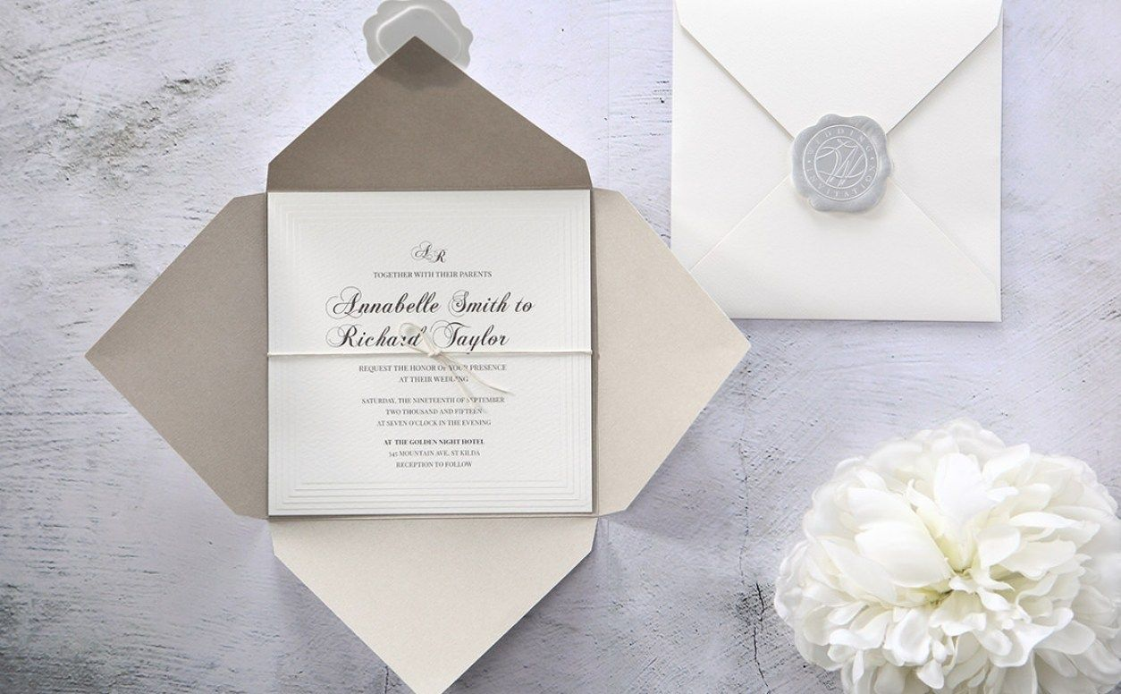 30 DIY Handmade Wedding Invitation Designs | Pinterest | Invitation ...