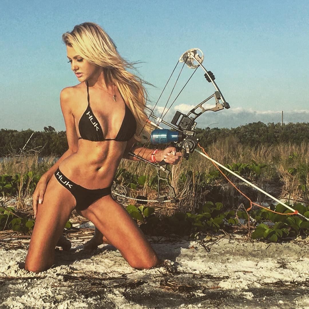 bikini bowfishing calendar-#27