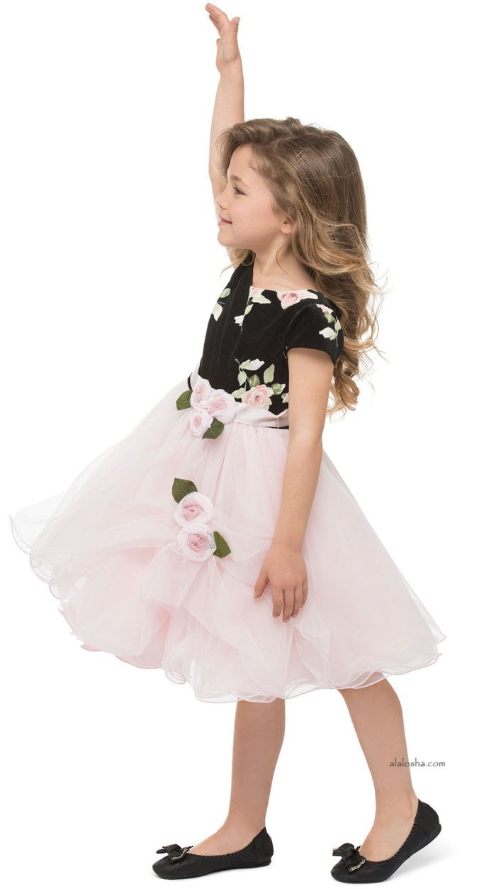 cc7a058b1cfb ALALOSHA  VOGUE ENFANTS  NEW season FW16  The Lesy miracle dresses ...