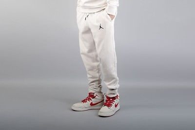 2ebef302e76 ... buy bnwt size xl nike air jordan wings fleece pants trousers joggers  860198 102 68048 a9966