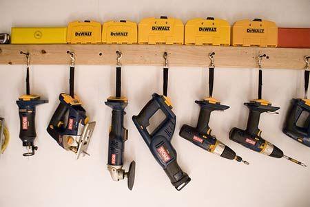15 Ideas To Organize Your Garage Tool Storagegarage