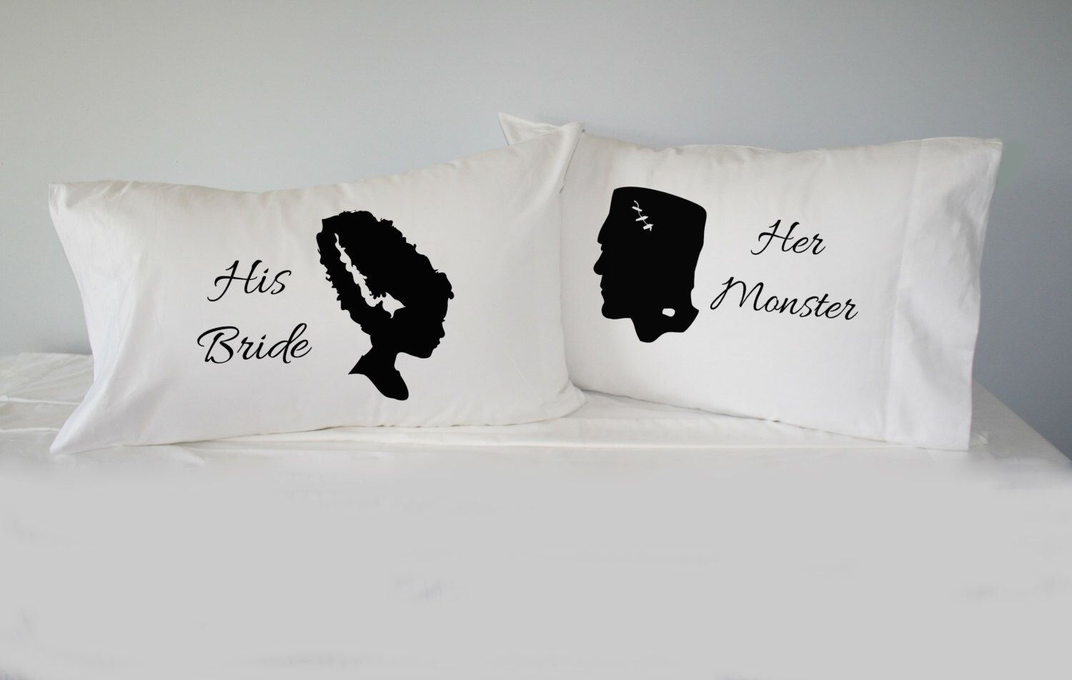 gift couples and pillow set hers i cases love his am pillowcase pin weird
