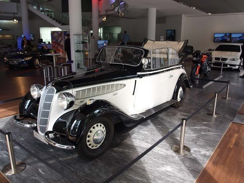 1937 BMW 320
