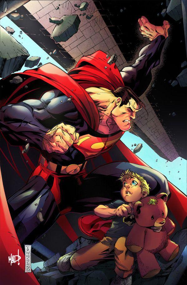 Superman by Joe Madureira  cd447c0081d51