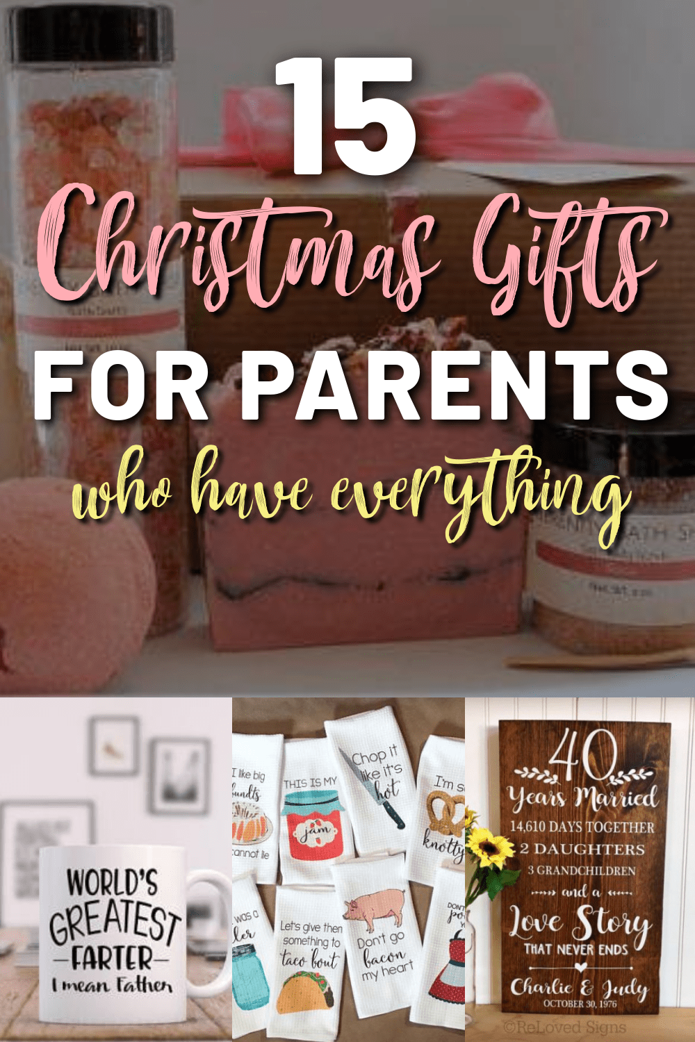 5 Parent Christmas Gift Ideas For Upper Elementary Classrooms Teacher Christmas Gifts Parents Christmas School Christmas Gifts