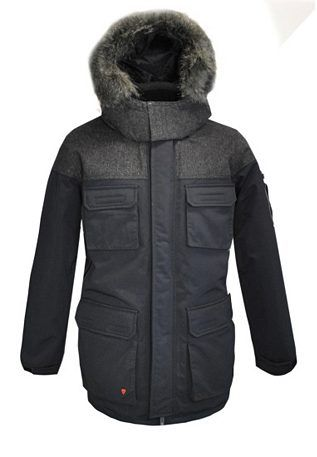 Strellson Sportswear Herrenjacke Storm Crasher Parka,   Parkas ... 0768dc3e02