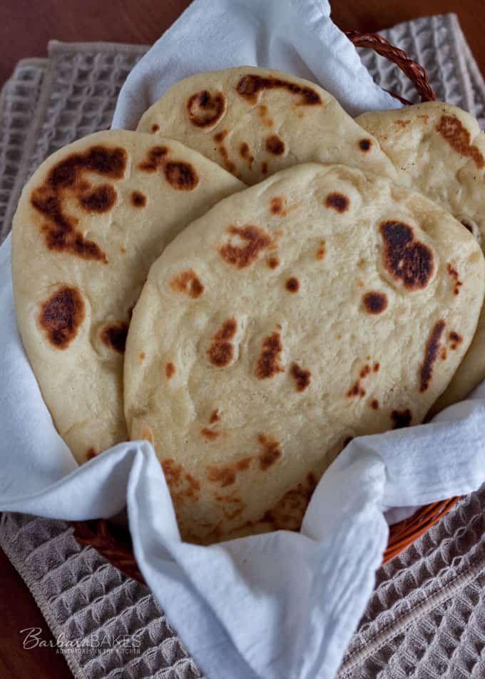 Flat Bread Recipe Easy No Yogurt