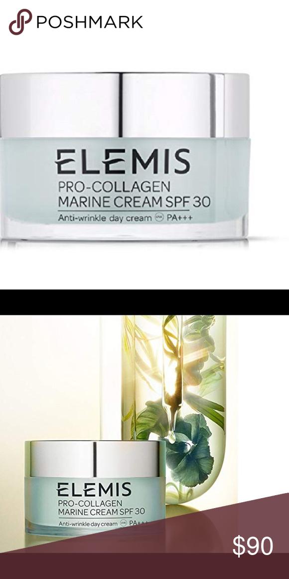 Elemis Pro Collagen Day Cream spf 30  Full jar