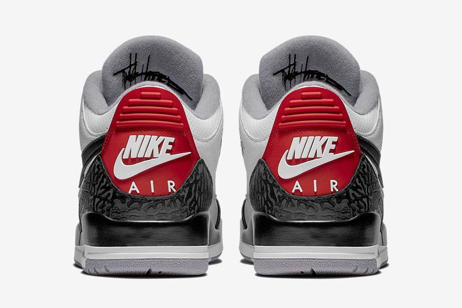 Nike Air Jordan 3 Tinker Hatfield (AQ3835 160) Back FTW Details