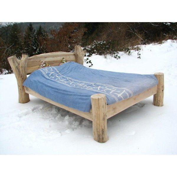 beech driftwood bed - Driftwood Bed Frame