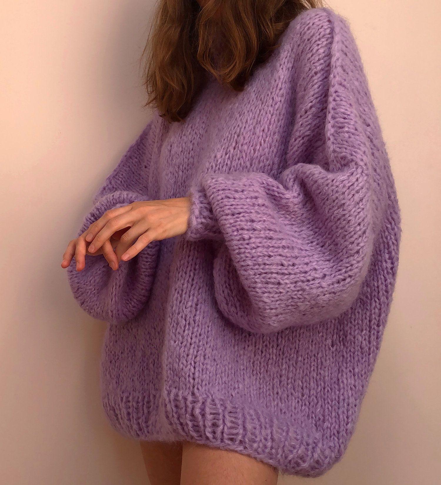 The Bubblegum — the Knitter.