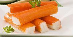 Ci fanno credere che il surimi è composto da polpa di granchio quando del granchio non vi è nemmeno l'ombra!Scarti aromi e additivi nocivi per la salute.