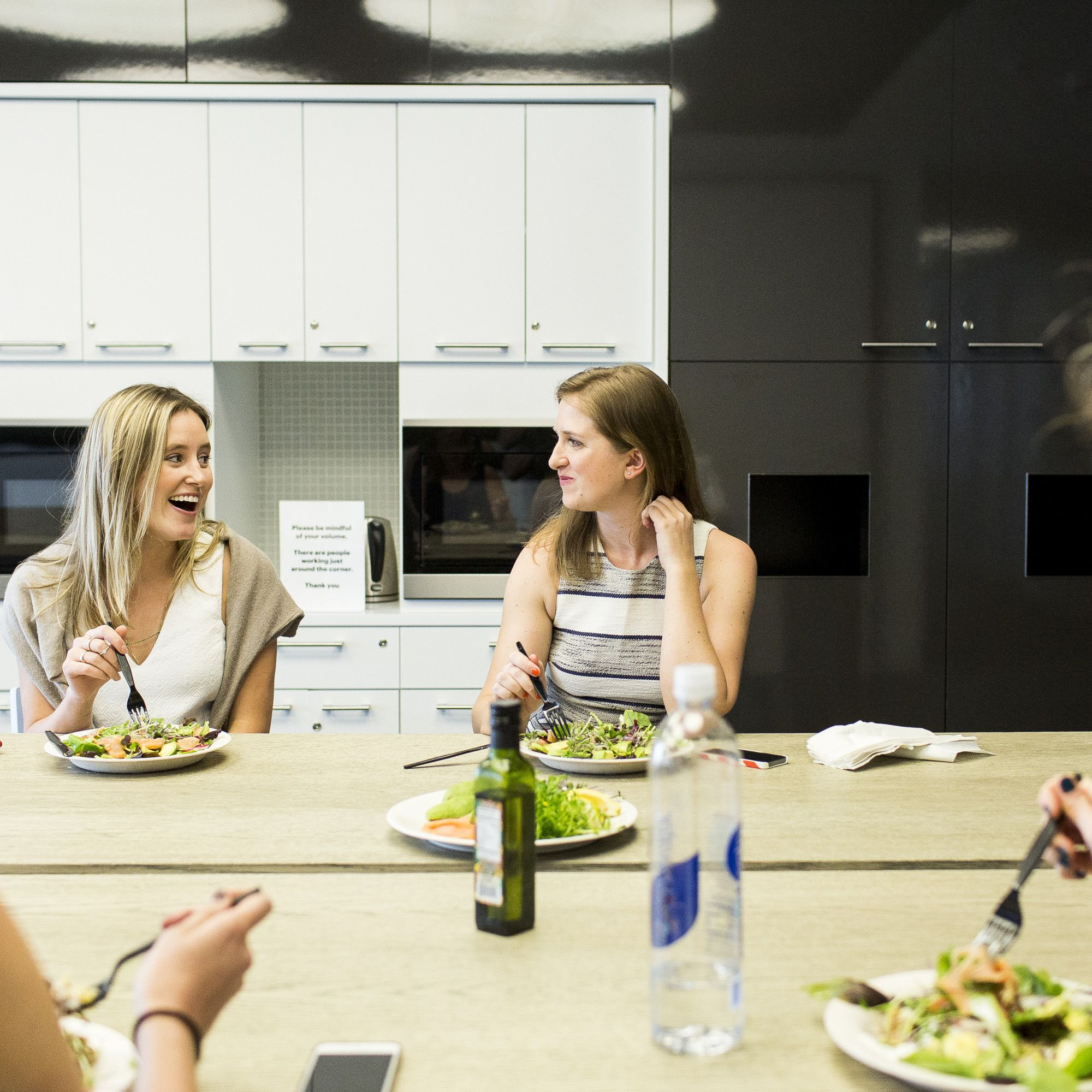 Host A Lunch Swap And Get Out Of Your Desk Rut