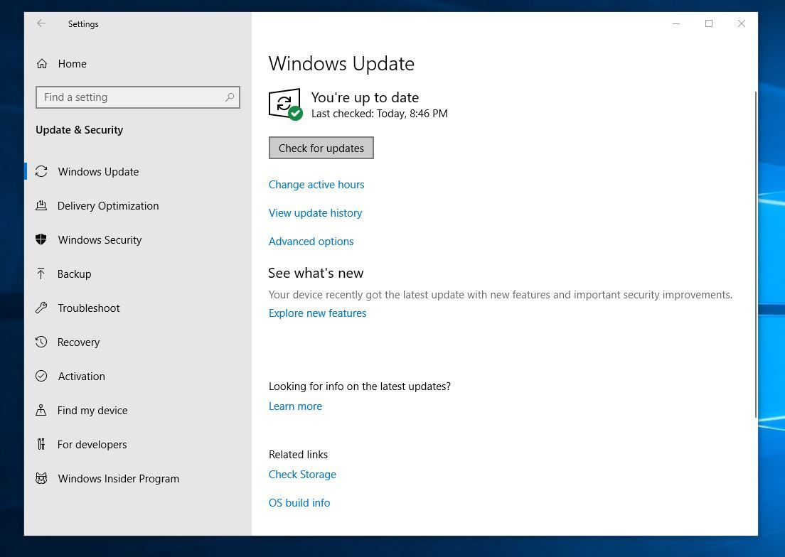 Fix Windows 10 update Stuck Downloading, Failed to install 2019