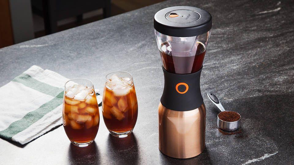 Asobu portable cold brew coffee maker asobu camping