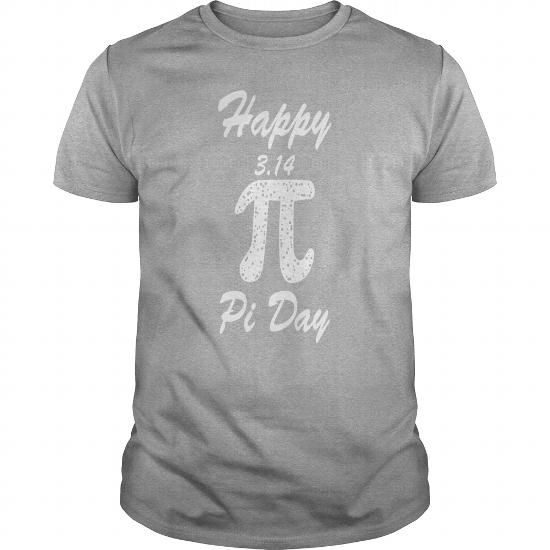 Happy pi day 2017 T Shirts March 14th T Shirt