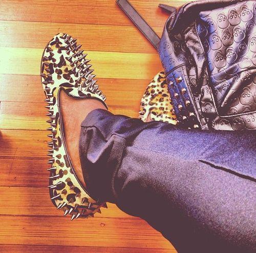 #Leopard #studds