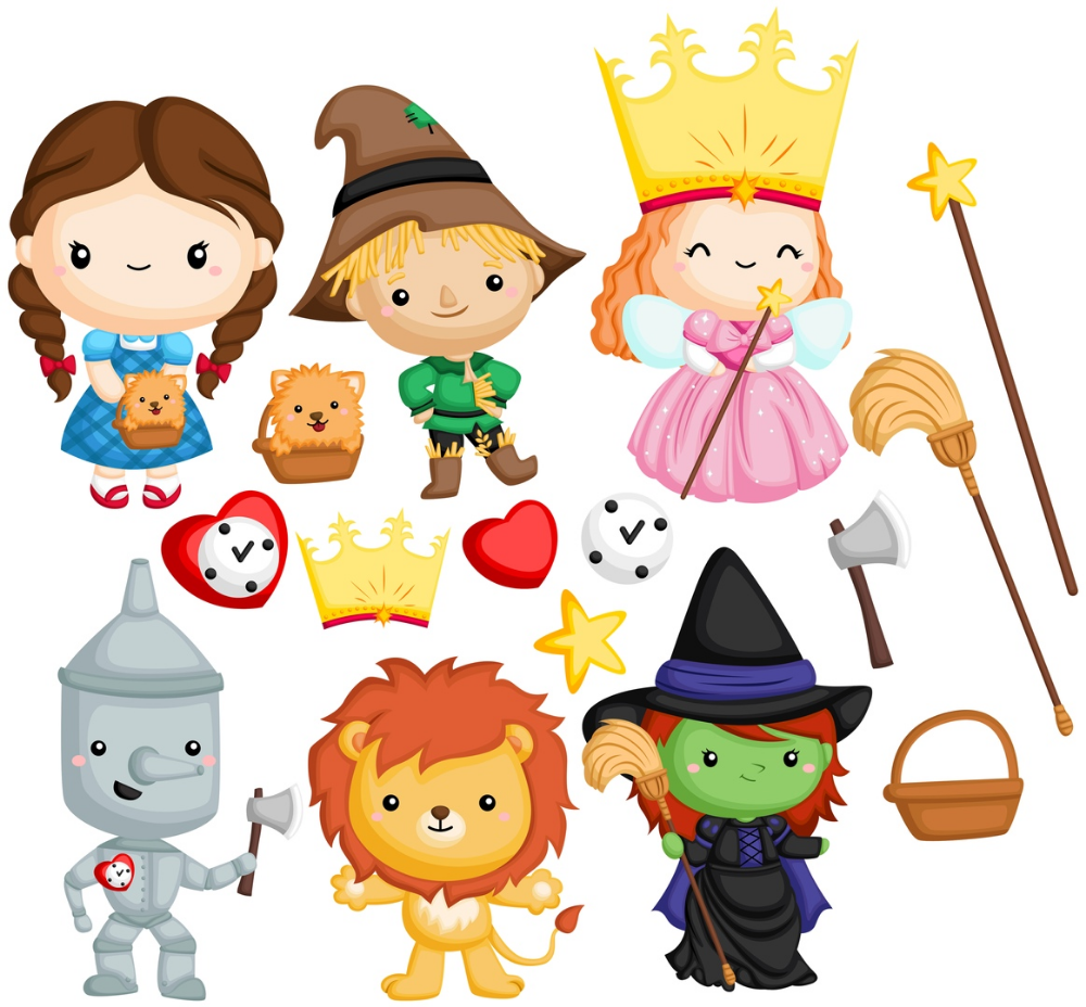 Pin By Beauty And Inspiration With Iv On Digi Clipart Paper Wizard Of Oz Disney Colors Girl Stickers