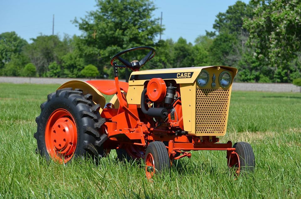 1965 Case 180. The largest garden tractor Case made. | Tractors ...