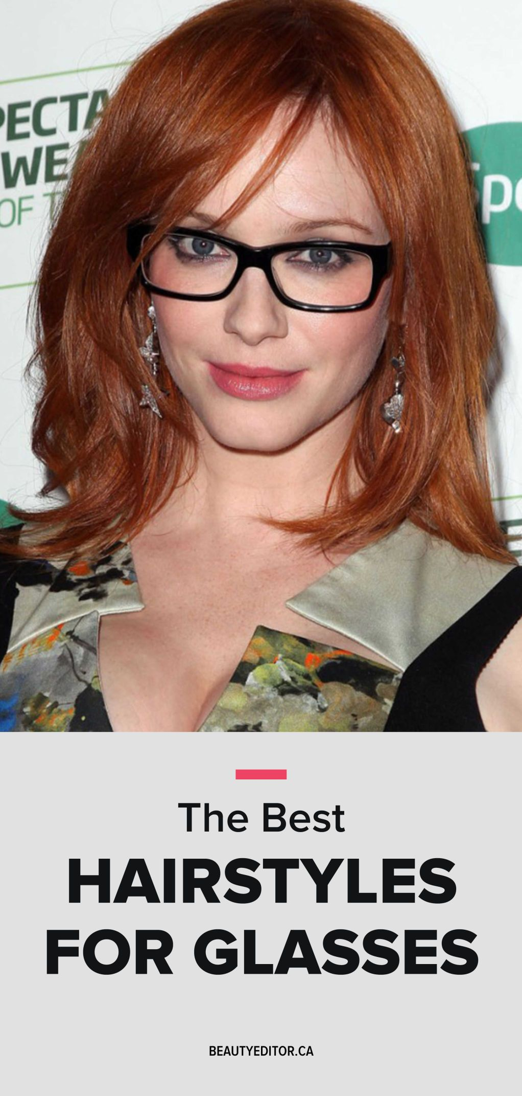 The best hairstyles to wear with glasses beautyeditor beauty