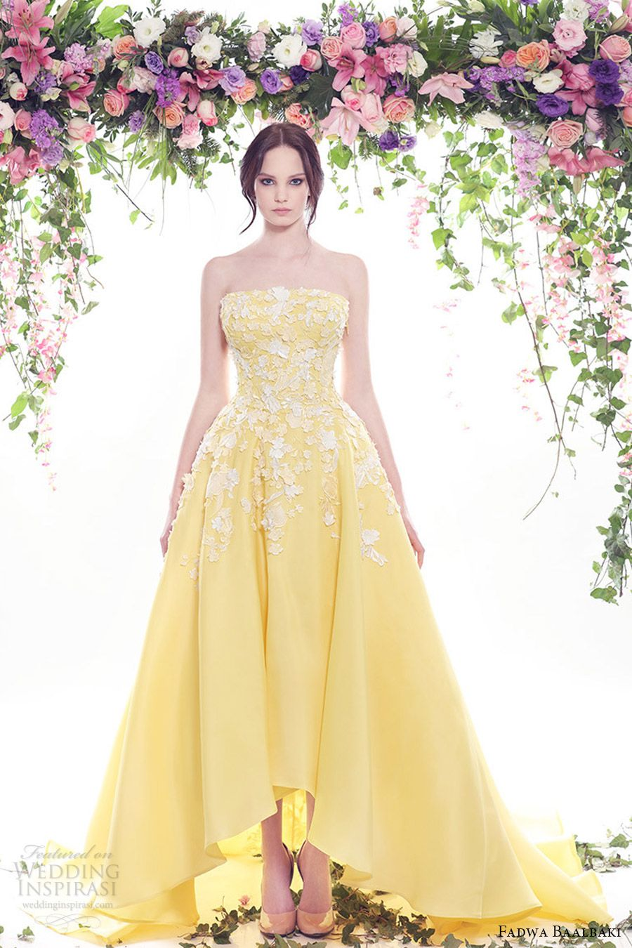 fc8e5d49b67e Yellow Dresses Archives at Dress for the Wedding