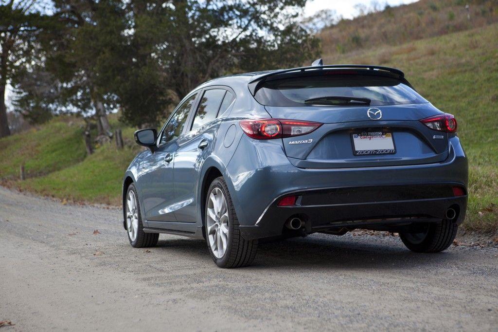 2015 Mazda3 S Grand Touring 5 Door Car Fanatics Blog