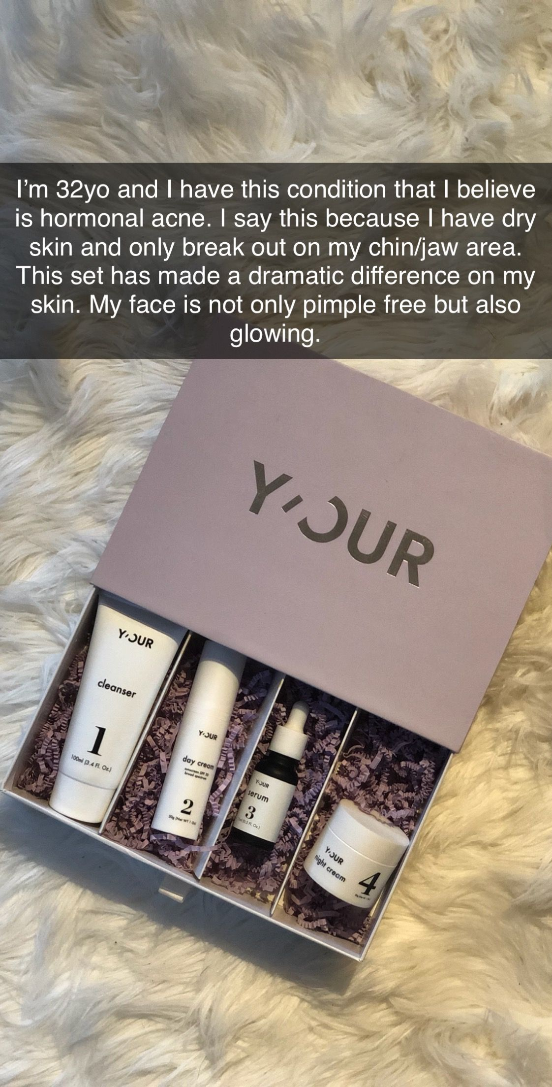 Personalized Skin Care For Hormonal Acne Chin Acne Cystic Acne Hormonal Acne Cystic Acne Acne Treatment