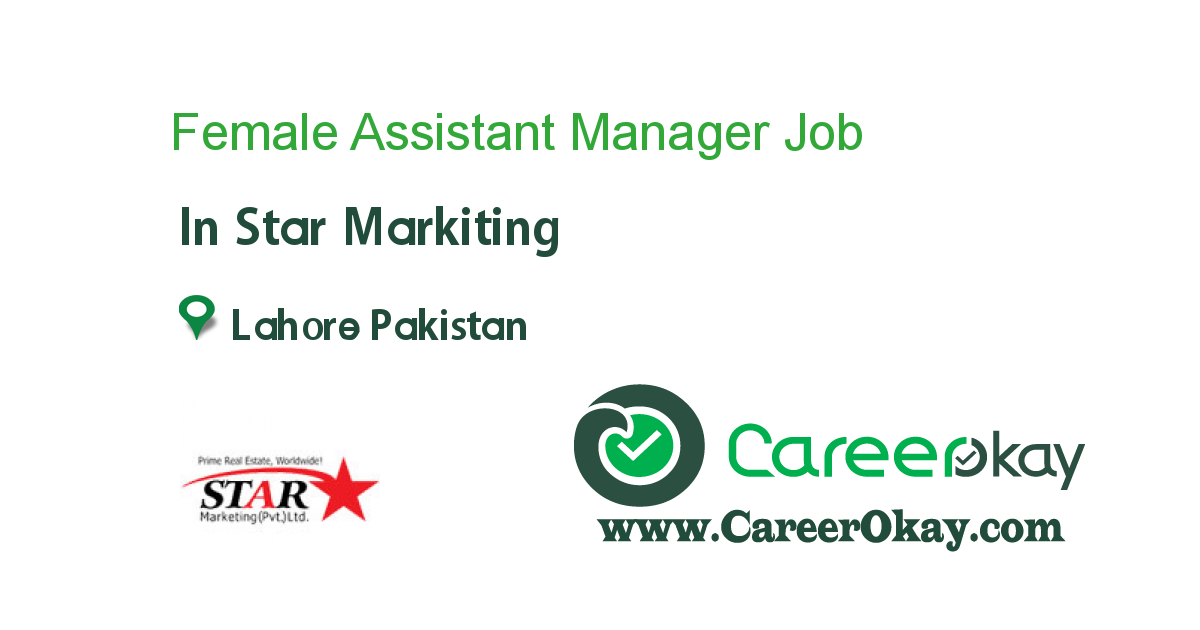 MarketingSales Executive  Jobs In Pakistan    Karachi