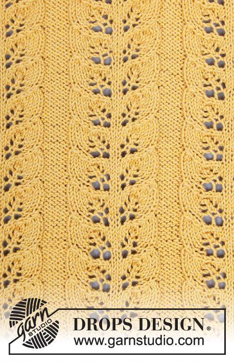 Free Knitting Pattern Drops Pinterest Knitting Knitting
