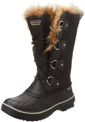 c241ae015914a Skechers Women s Highlanders-Tall Quilt Snow Boot Ropa De Invierno