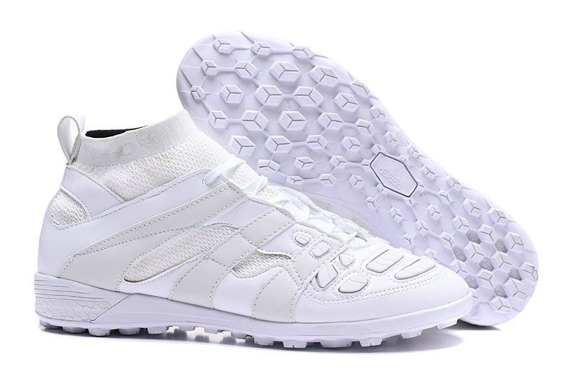 best website 20f1f d104c Adidas Predator Accelerator TF 2018 Word Cup Beckham Capsule Collection  Triple White
